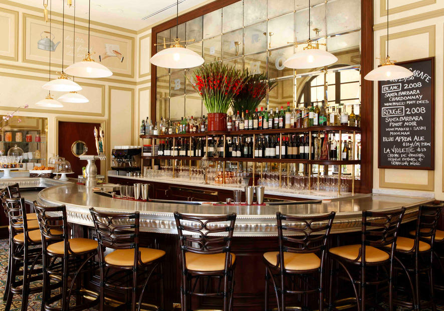 bar bouchon, thomas keller, beverly hills, los angeles, bar, snacks, private events, private dining