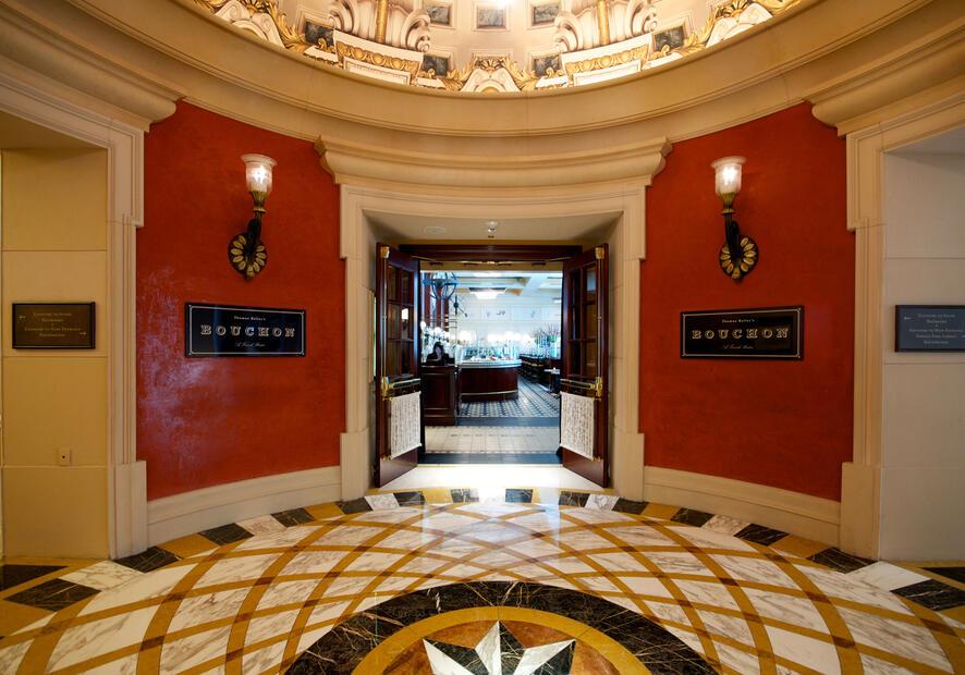 Bouchon Bistro Las Vegas entrance