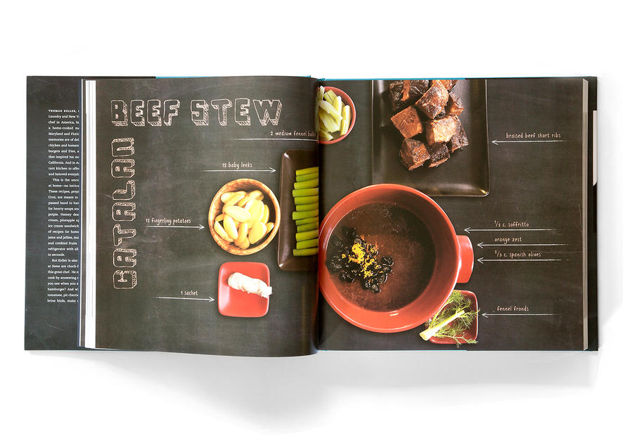 Ad Hoc Cookbook; open