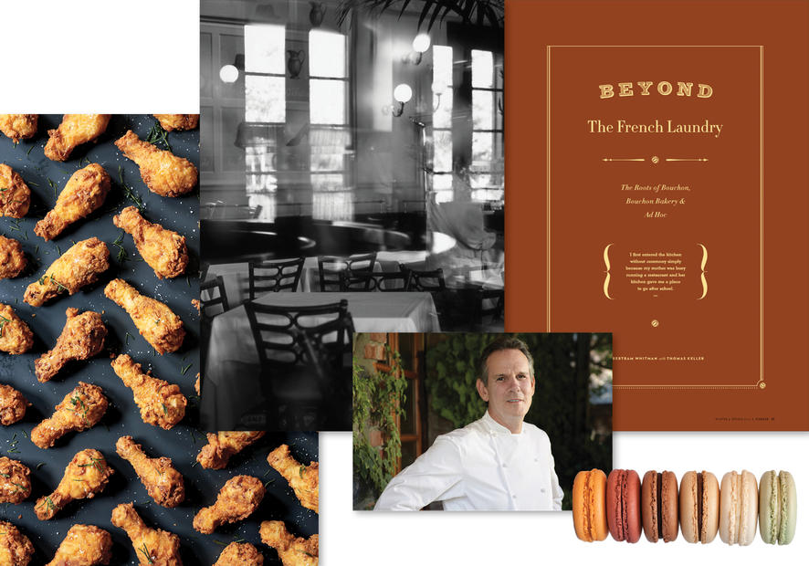Finesse Magazine Casual Dining Issue