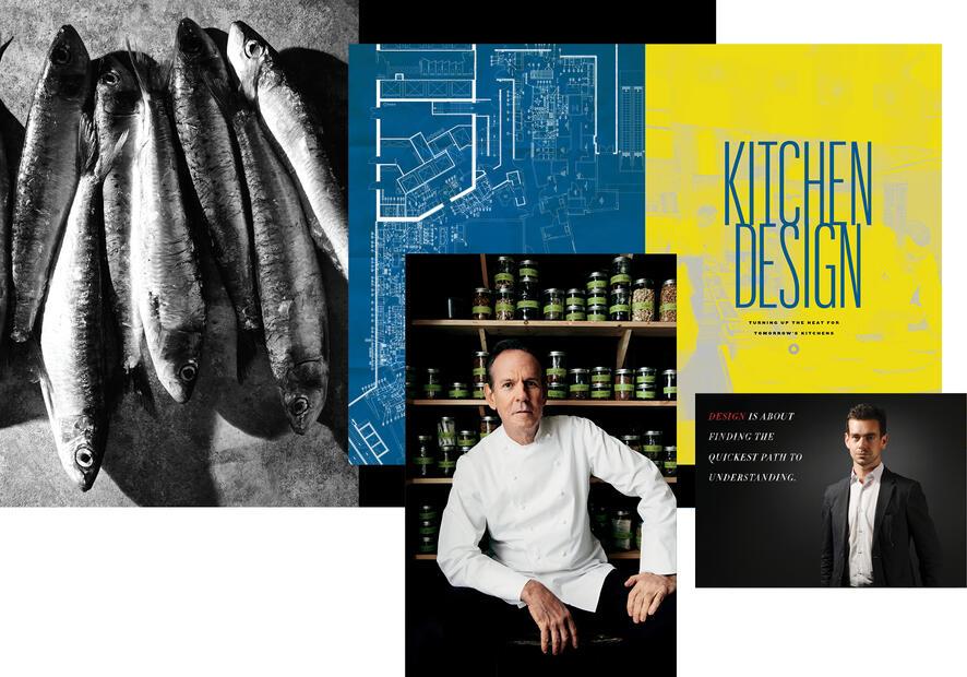Finesse Magazine Design Issue