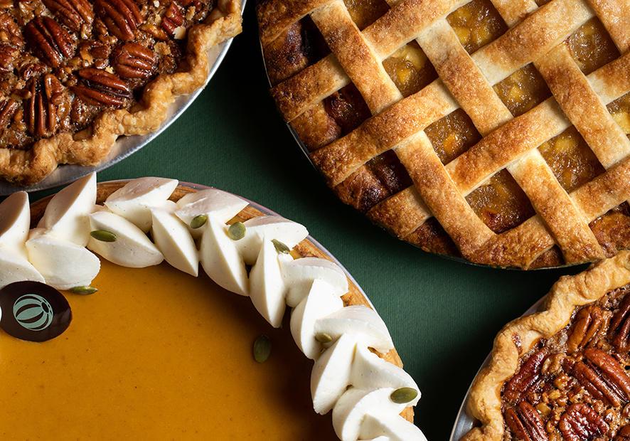 Bouchon Bakery Thankgiving Pies