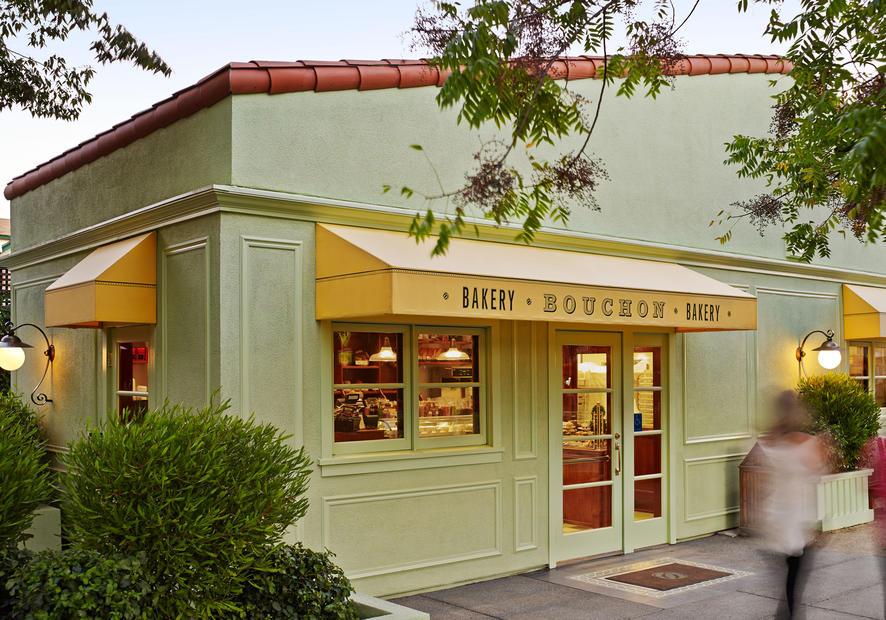Bouchon Bakery Yountville exterior
