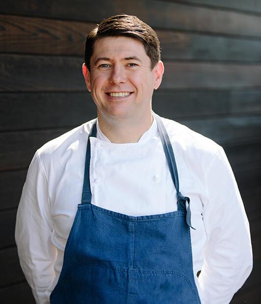 Chef David Breeden